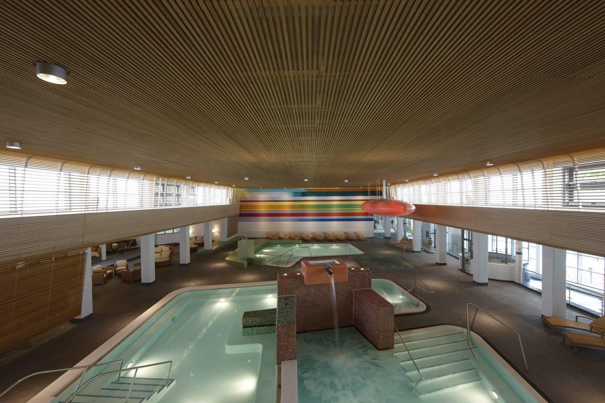Architekt Bad Salzuflen vitasol therme in bad salzuflen bad salzuflen architektur