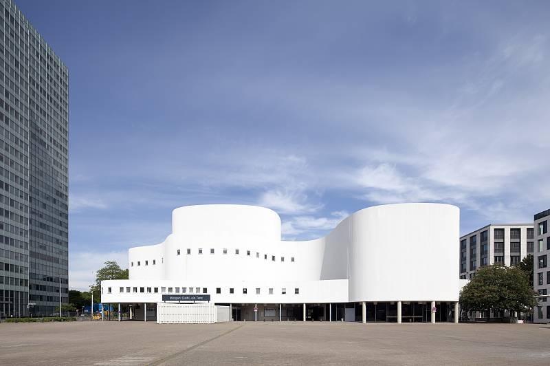 schauspielhaus d252sseldorf architecture baukunstnrw