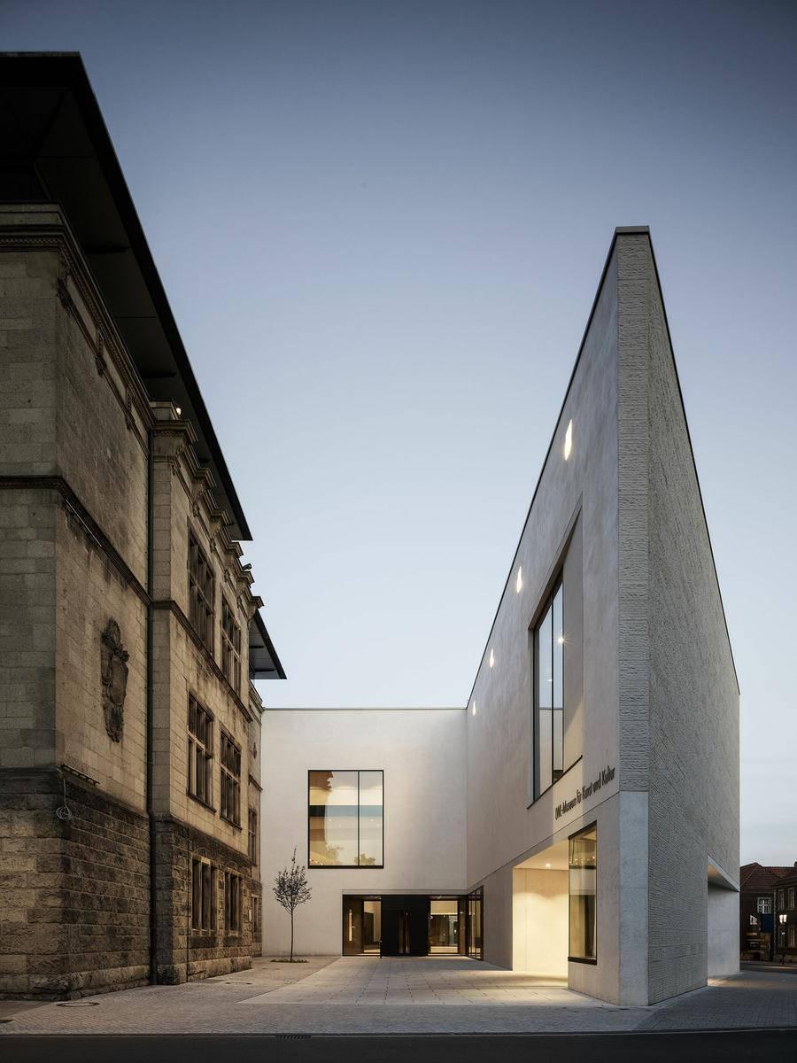 Münster Architekten lwl museum für kunst und kultur neubau münster architektur