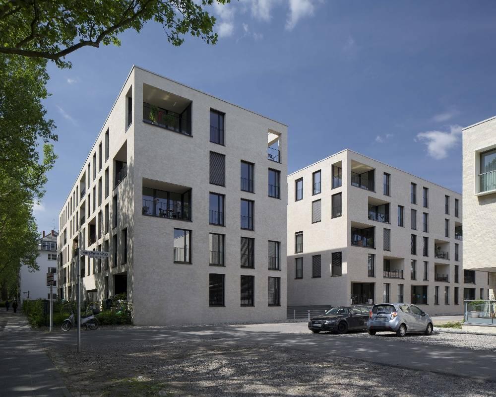 Schilling Architekten wohnbauten sülzparc an der neuenhöfer allee köln architektur