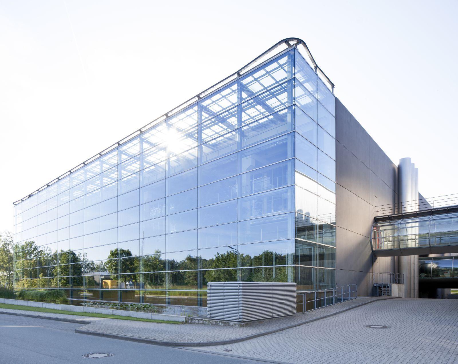 Ernsting s family erweiterung vertriebscenter coesfeld coesfeld ingenieurbau baukunst nrw - Ernsting architekt ...