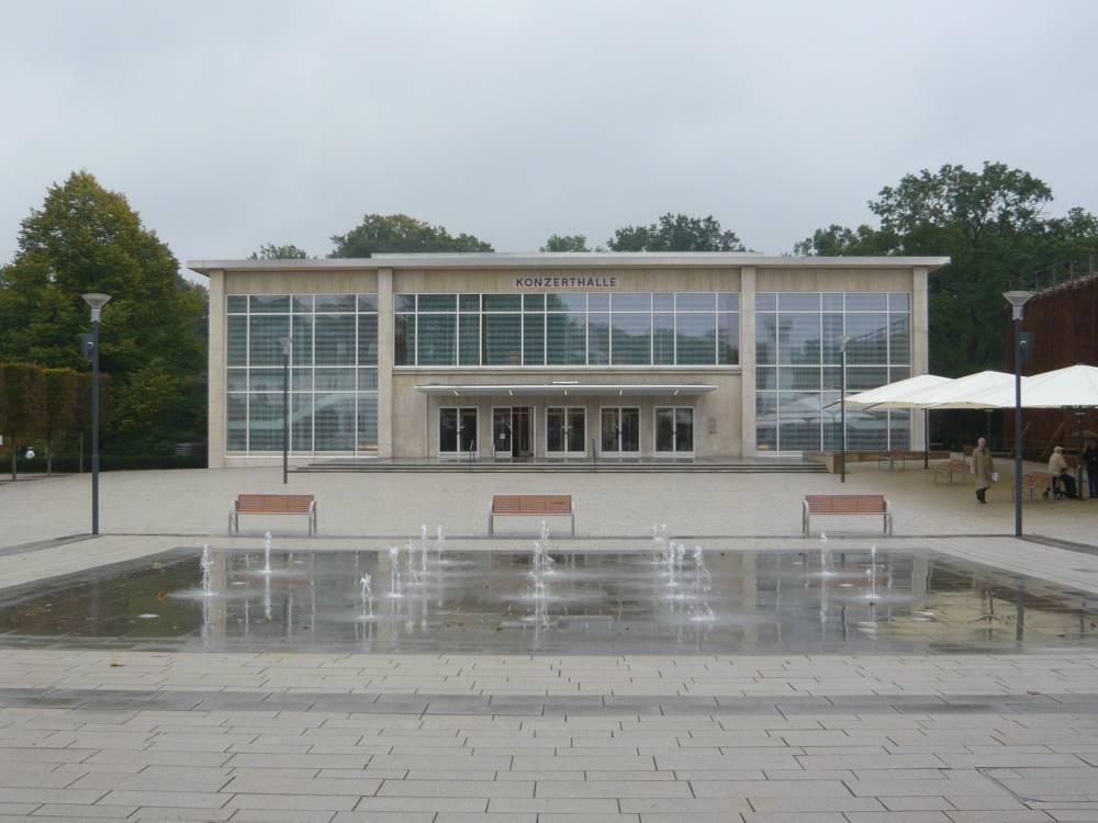 Architekt Bad Salzuflen konzerthalle bad salzuflen bad salzuflen architektur baukunst nrw