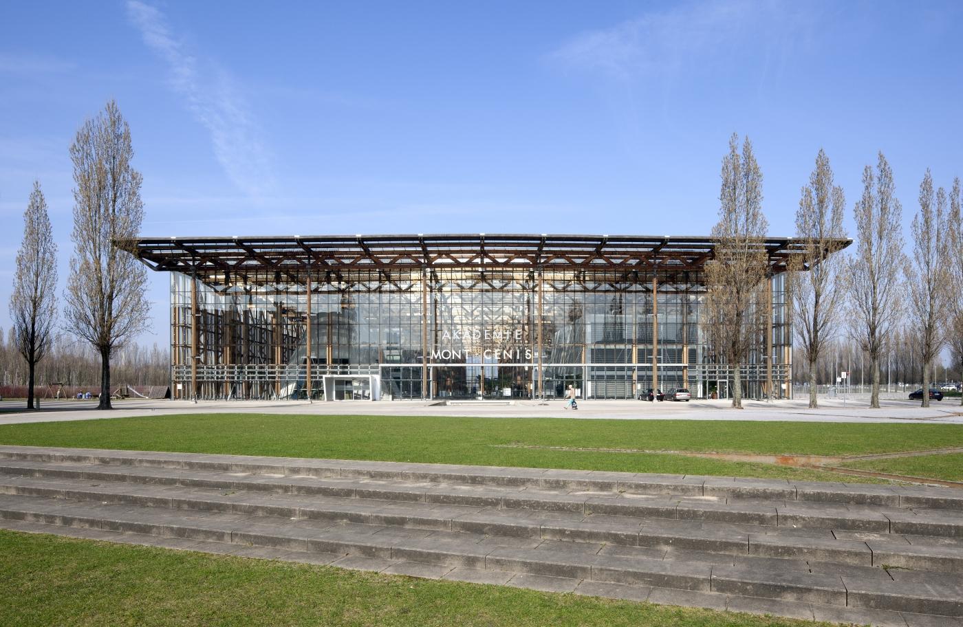 Akademie Mont Cenis Herne Architektur Baukunst Nrw