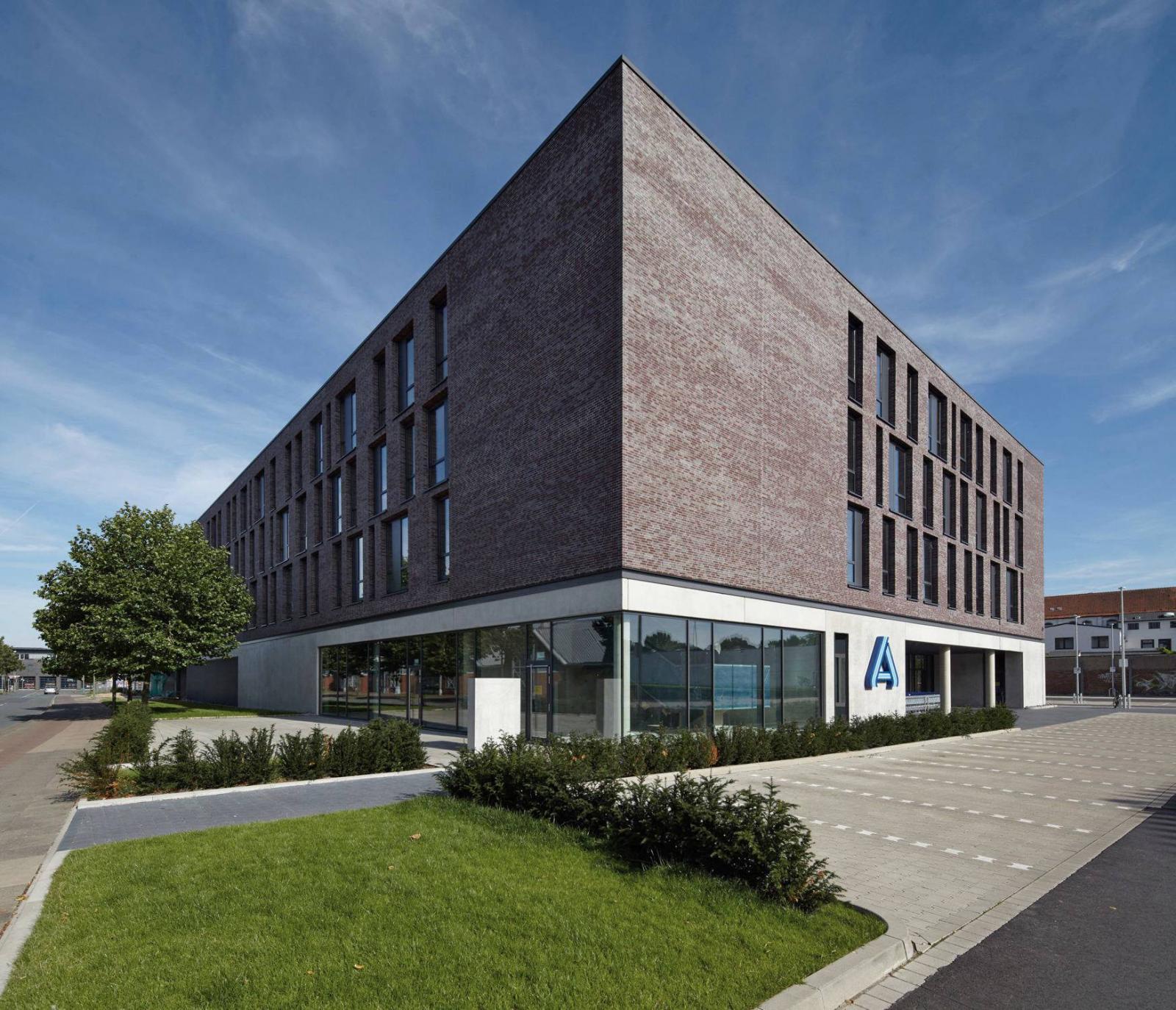 Bielefeld Architekten büro und geschäftshaus bielefeld bielefeld architektur baukunst nrw