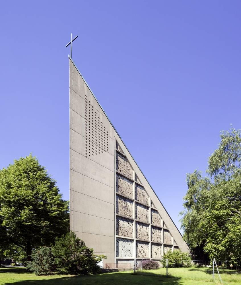 Stephanuskirche Gelsenkirchen, Architektur