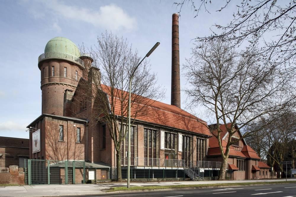 Ehem. Schlachthof Gelsenkirchen Gelsenkirchen, Architektur
