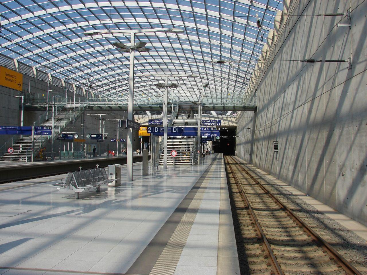 Köln Bonn Flughafen Bahn