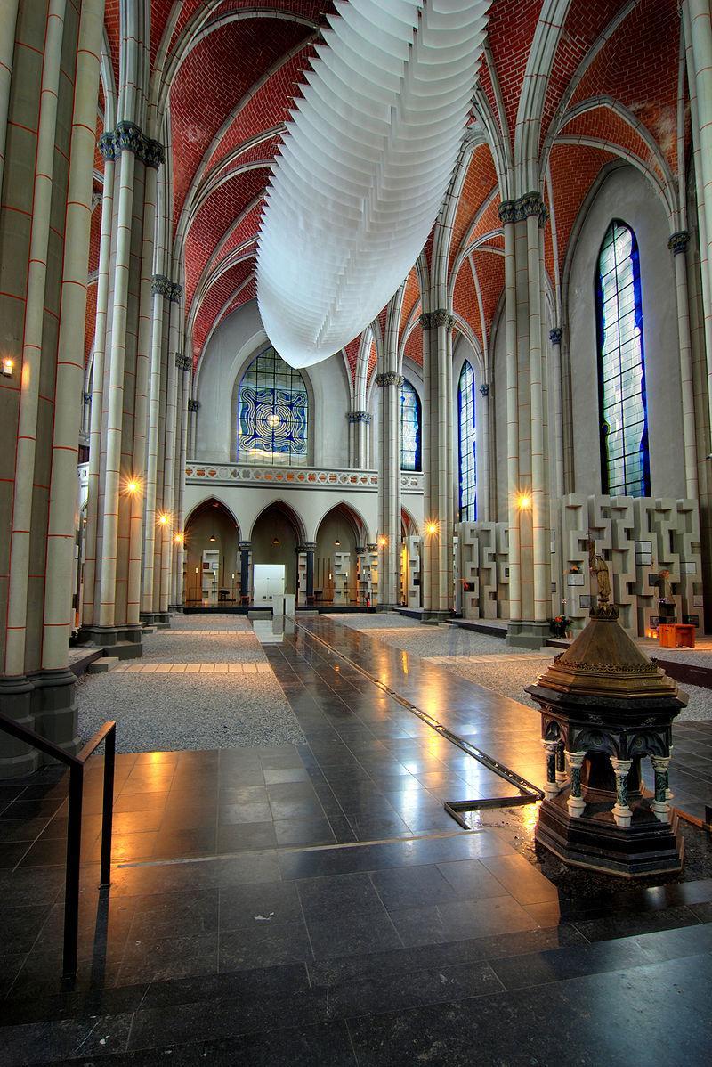 Umgestaltung Grabeskirche St. Josef Aachen, Innenarchitektur ...